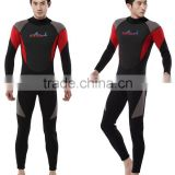 Custom 3-5mm 5MM Full Neoprene Men Wetsuits wet suit for Diving Swimming Surfing and Fishing