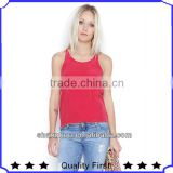 wholesale women chiffon loose blouse and tank top silk sleeveless blouse and tank tops SHK 135