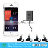 Digital Tire Pressure Gauge ,tpms wireless. bluetooth android 12V tpms sensor XY-TP8380Ni