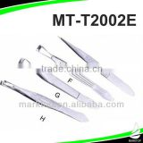 Cosmetic Stainless steel Pointed tweezers