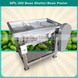 DPL-300 high shell bean sheller/Green Soy Beans Sheller /Soybean Sheller with 304 stainless steel