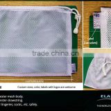 100% polyester mesh Laundry bag