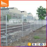 2016 custom made for cyclone wire fence good quality chain link fence