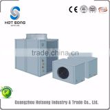 split high temperature air to air heat pump 28kw fruits or nuts or grains heating dryer machine