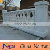 Natural outdoor villa used stone baluster railing NTMF-MB322A