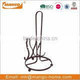 Wire Kitchen standing paper towel holder