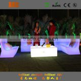 Rechargeable RGB lights bar furniture LED table led light bar cocktail table