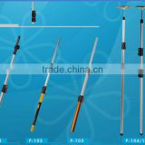 Factory produce aluminum telescopic extension pole