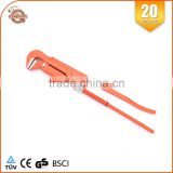 "1"" 90 Degree Free Sample Bent Nose Pipe Wrench Socket Wrench Factory"