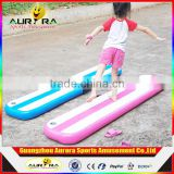 High Quality Inflatable Air Track Mat / Inflatable Gym Mat For Training / Inflatable Cheerleading Mats For Sale