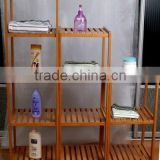 2015 Fasion Bamboo Bathroom Shelf