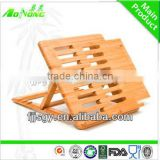 high quality ipad /tablet bamboo holder