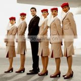 Inquiry About Best quality cabin crew uniform flight attendant uniforms