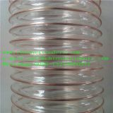 PP PE vacuum cleaner wind plastic soft spiral flexible pipe tube