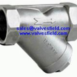 SS Y-Strainers