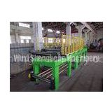 0.7 Mpa Air Pressure EPS Sandwich Wall Panel  Roll Forming Machine  With  Mitsubishi PLC & Converter