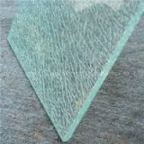 Ice Crack Tempered Glass