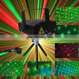 Disco,bar moving head mini laser light show stage lighting w/beam,blanking,led water ripple effects(2.3kg,CE,RoHS approval)