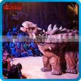 Amusement Park Popular 3D Real Dinosaur Costume