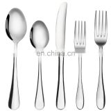 Stainless steel color handle cutlery