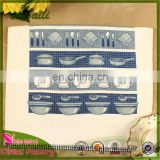 Custom Printed Kitchen 100% Cotton Tea Towel
