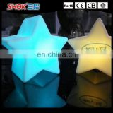 Mini night light wall decoration light with led light battery power