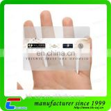 Free Design High Quality Clear Plastic Visiting Card