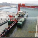 High efficiency sea sand cutter suction dredger for sale