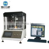 Automatic fabric water evaporation rate apparatus quick-drying testing machine equipment