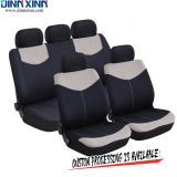 DinnXinn Lincoln 9 pcs full set sandwich genuine leather car seat covers factory China