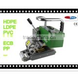 LDPE PVC ECB Hot wedge welding equipment for tunnels railway