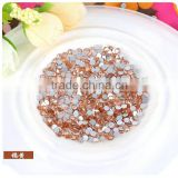 Apparel Strass Korean DMC Stone Hotfix Crystal Flat Back Rhinestone 8mm SS40