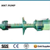Mechanical Seal Submersible Slurry Pump For Oil Field Industry