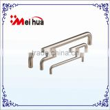 Special design Brush Ni Finished U type handle for furniture ss201 ss304 stainless steel
