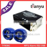 China anti-theft mp3 player motorcycle import export business ideas