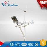 100W solar light street solar wind led street lights solar wind outdoor lighting with solar panel and wind turbine