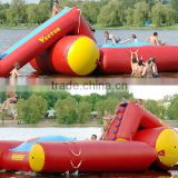 inflatable floating water slide / banzai inflatable water slide / largest inflatable water slide