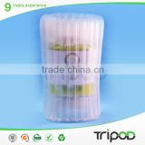 Flexible Transparent Dunnage Air Bags Inflatable Plastic Packing Bag For Protective