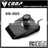 Surveillance CCTV Keyboard Controller 3D Joystick USB Interface PTZ Keyboard CCTV Controller
