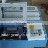 LX40B mini polymer rubber stamp machine