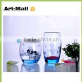 Promotional wholesale cheap price glass cup