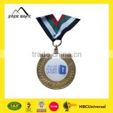 Promotional Gifts Common Casting Zinc Alloy Base Different Epoxy Logo Metal Sports Medal