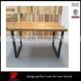 pictures of modern wooden dining table new model designs                                                                                                         Supplier's Choice