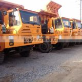 50% discount!! Only 7 units!! Top brand Shacman 80 ton mining dump truck for sale