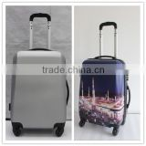new arrival cheap abs two wheel suitcase for promotion                                                                         Quality Choice