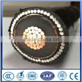 8.7/15(17.5)KV XLPE Insulated PVC Sheathed Metallic Screen Armoured Medium Voltage Cable