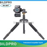 BILDPRO Panoramic Head Tripod 360 Photography Products Aluminum Tripod Camera Stand