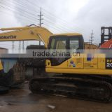 PC200-7-6-8 PC120-6 PC130-7 PC220-6-7-8 PC300-7 PC450-7 PC360-7 Used Komatsu Japanese excavators selling