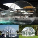 PVC transparent exhibition tent                                                                                                         Supplier's Choice