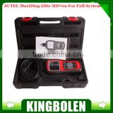 Original Autel MaxiDiag Elite MD702 engine, transmission and ABS Code Scanner for European cars update online+DS Model